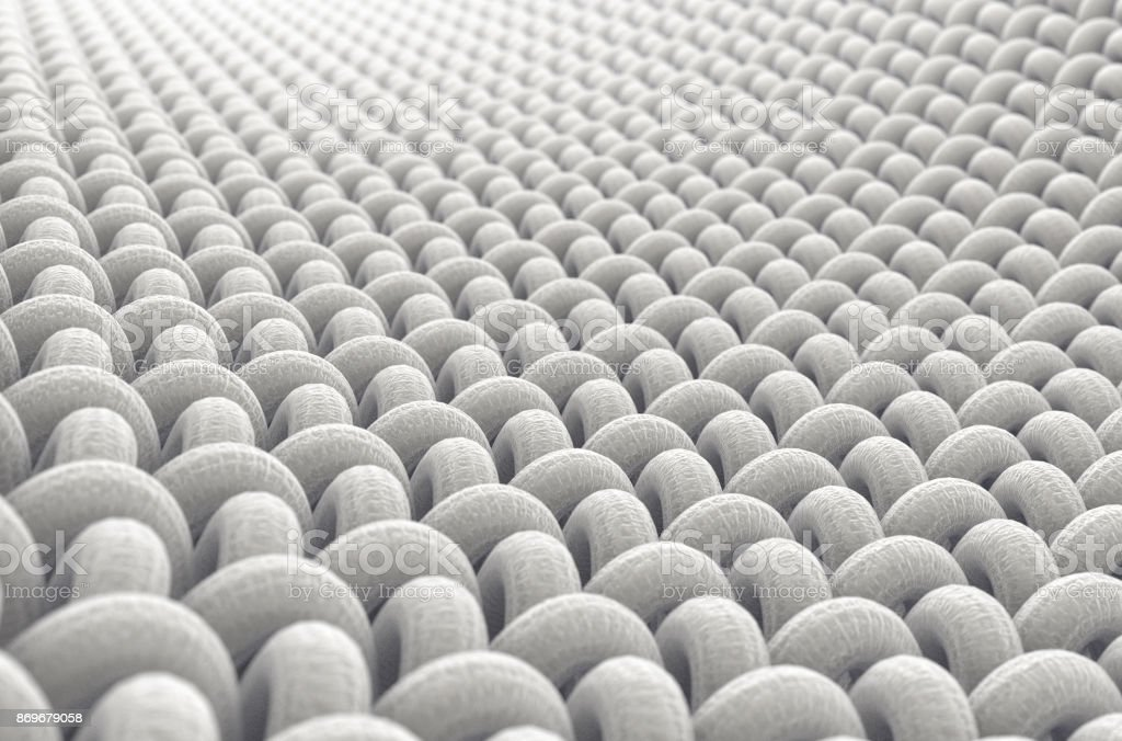 Micro Fabric Weave stock photo