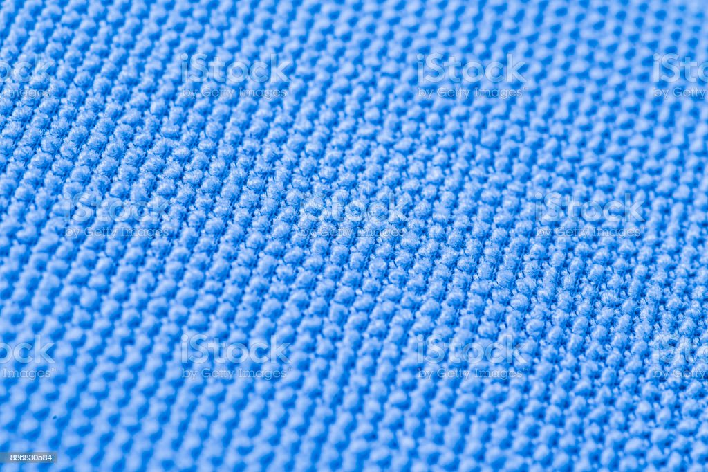 Micro fiber clothes stock photo