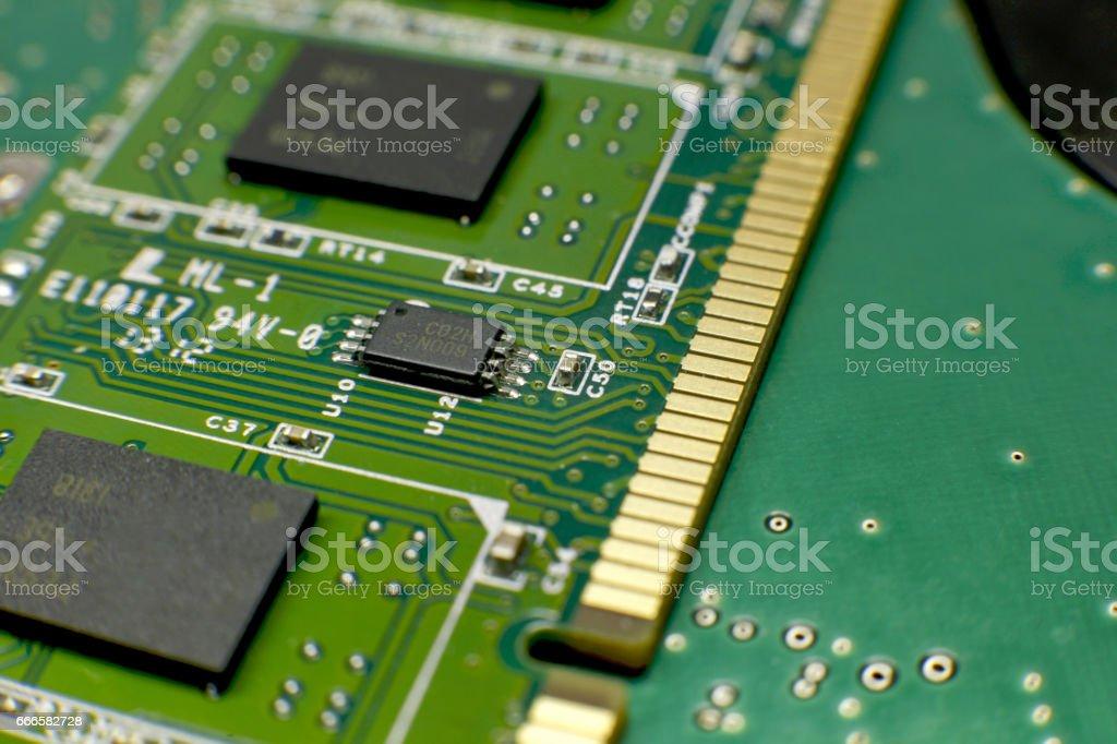 Fotografía de Microchip De Memoria Ram Para Computadora Personal ...
