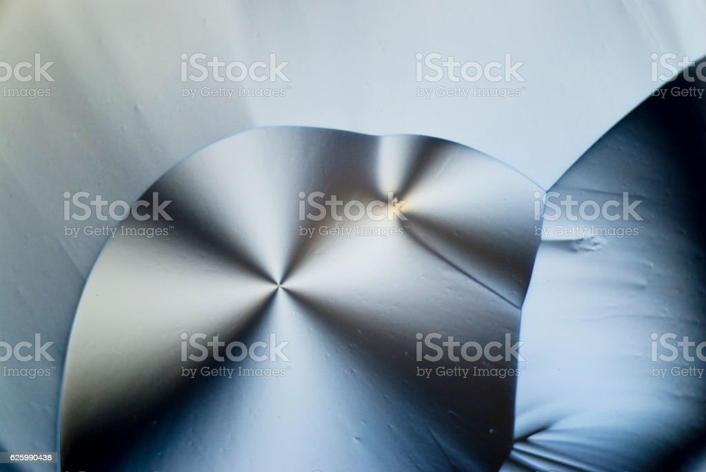 microcrystals stock photo