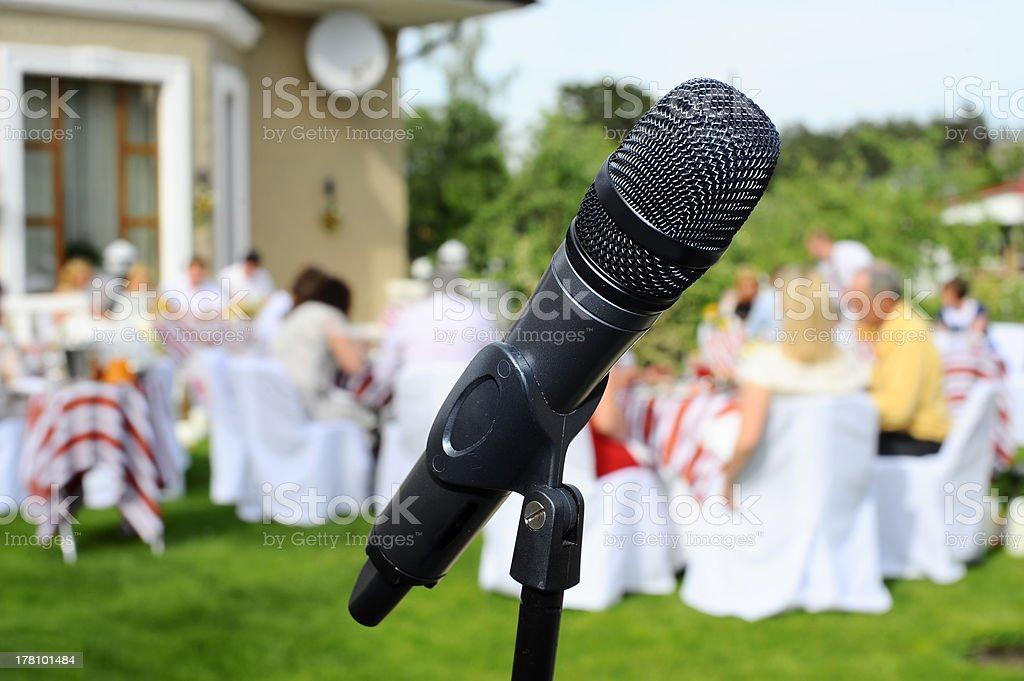 Mikrofon – Foto