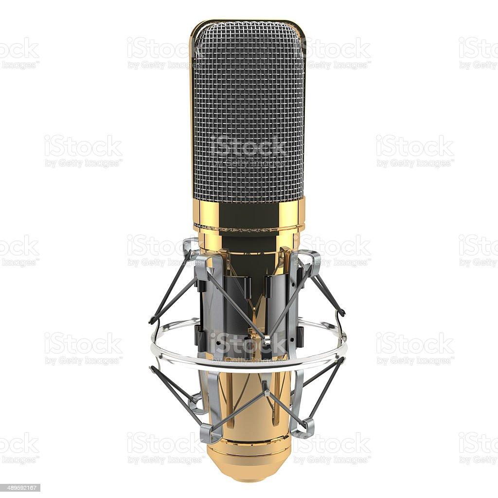 Micrófono stock photo