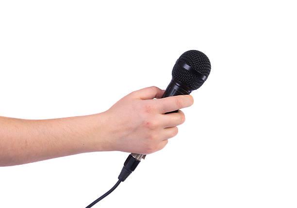 Mikrofon-Stock-Bilder – Foto