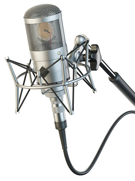 Mikrofon studio professionelle – Foto