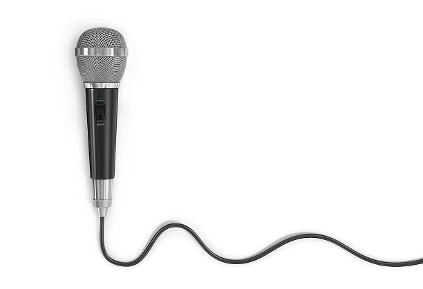 Microphone With Cord : Royalty free microphone pictures images and stock photos