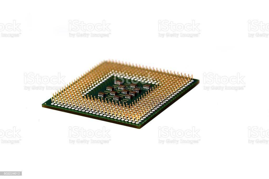 microprocessor stock photo