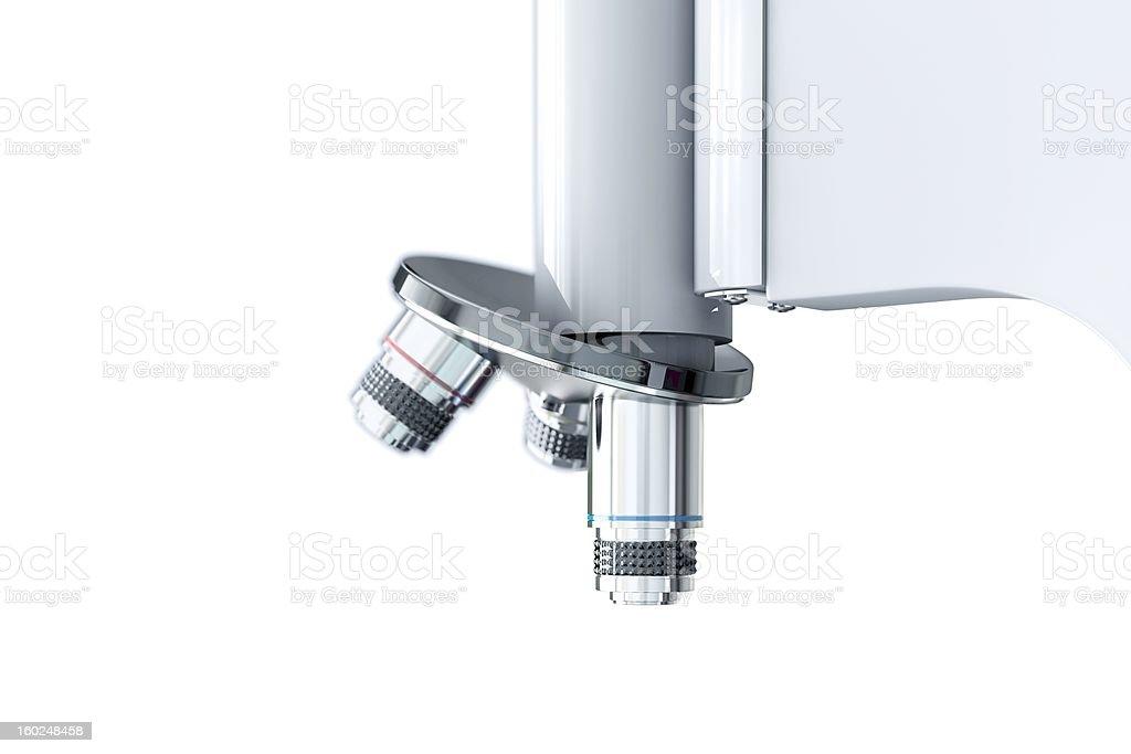 Microscope, Closeup, Makro royalty-free stock photo