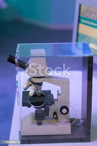 894029864istockphoto Microscope in the laboratory 1165386216