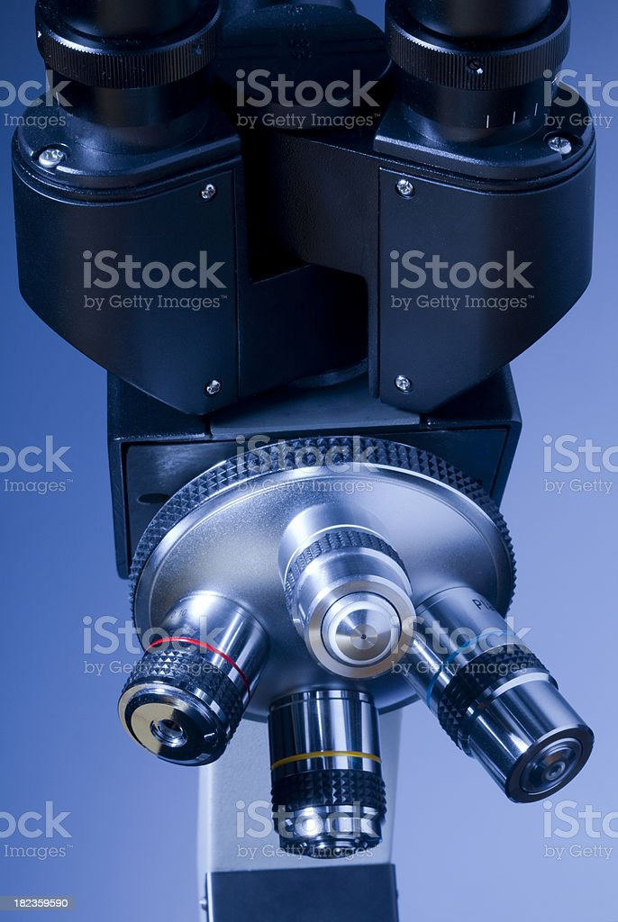 Microscope Objectives Stock Photo - Download Image Now - iStock