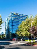 Microsoft Building in Sunnyvale, California