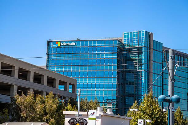 microsoft hardware division - microsoft windows stock-fotos und bilder