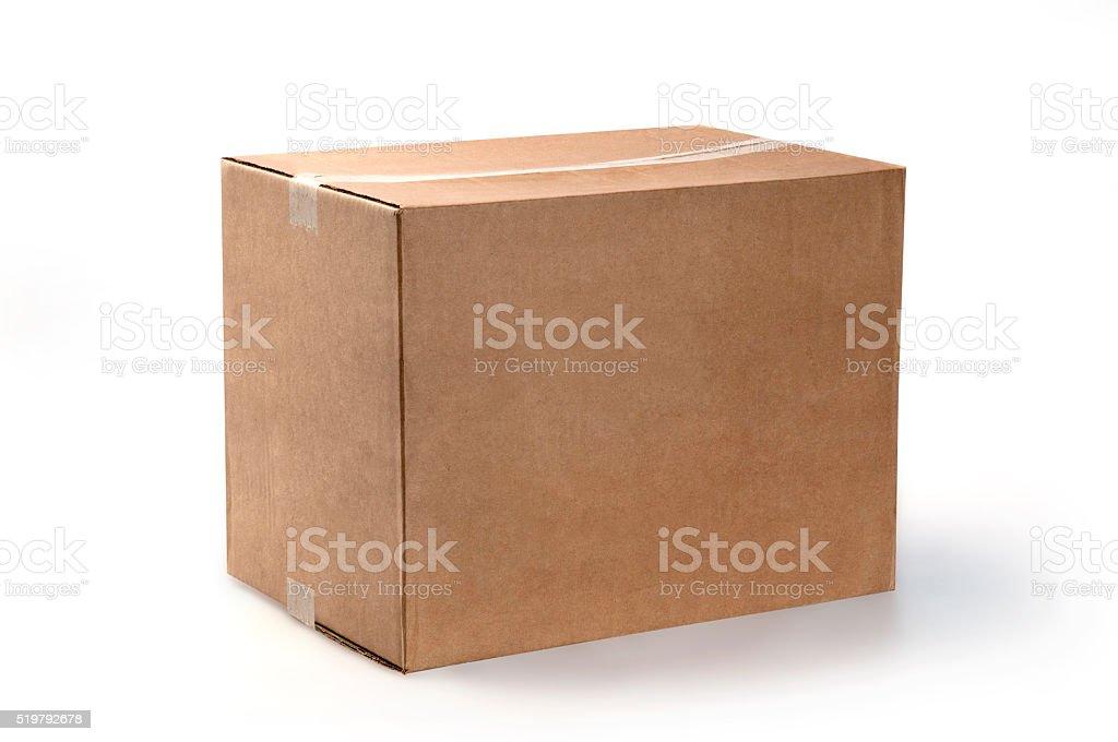 microwave box stock photo