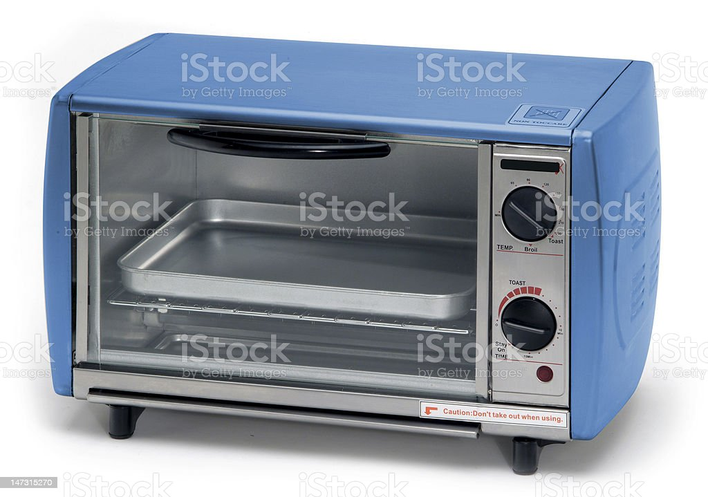microwave oven stock photo