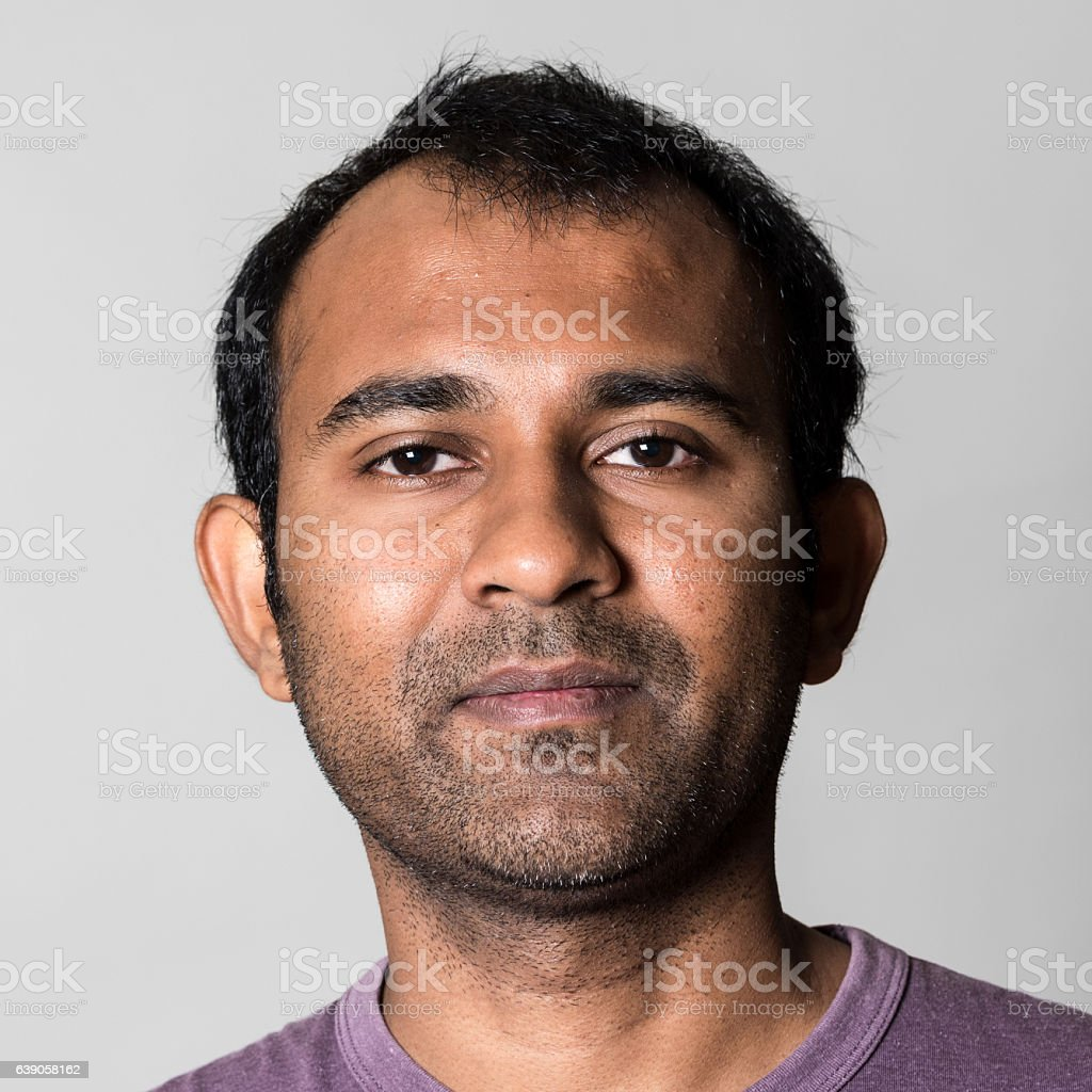 Mid adult Man stock photo