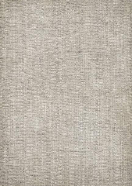 de alta resolução tela de linho antigo pato blotted vignetted textura grunge - lona têxtil imagens e fotografias de stock