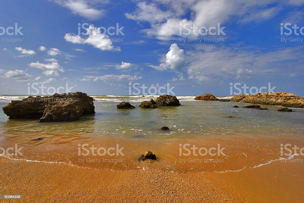 Midday silence royalty-free stock photo