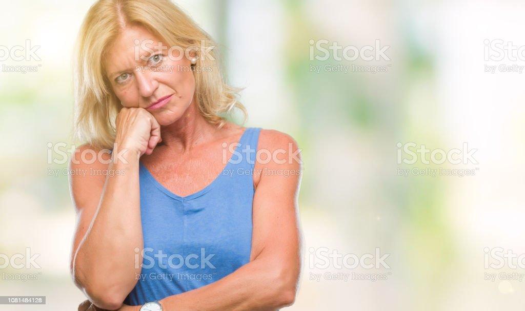 im mittleren alter blonde frauen nackt