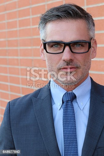 825083248istockphoto Middle Age Man Wearing Business Suit and Eyeglasses 648927840