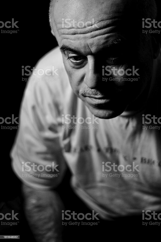 Middle Age royalty-free stock photo