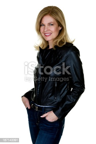 istock Middle age woman 187143391