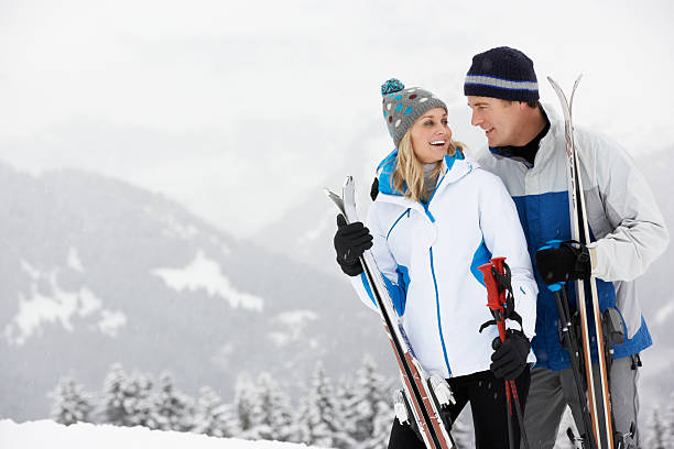 Middle aged couple on ski holiday in mountains picture id178634891?b=1&k=6&m=178634891&s=612x612&w=0&h=twwrgocrozpkxqhfqwszftobc6fkaomnbzk2njujj2i=
