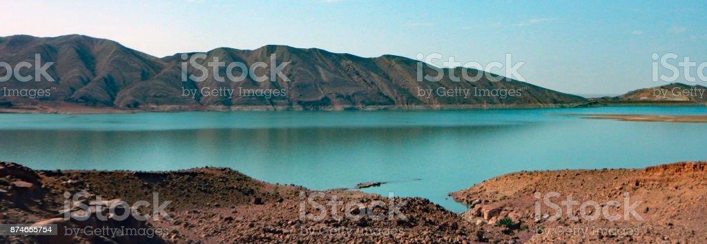 Middle Atlas Mountains stock photo