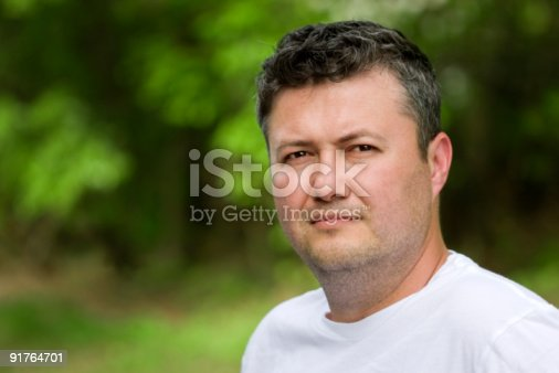 istock Middle eastern man 91764701