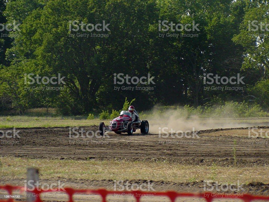 Midget Race Car 1 royalty-free stock photo