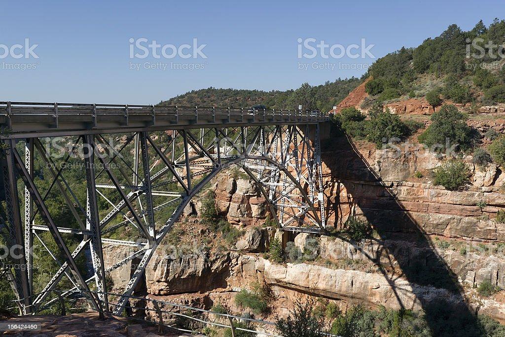 Midgley Bridge - Sedona arizona royalty-free stock photo