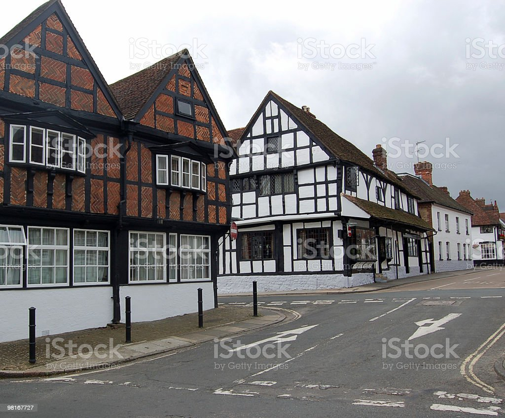 Midhurst, Sussex royalty-free stock photo