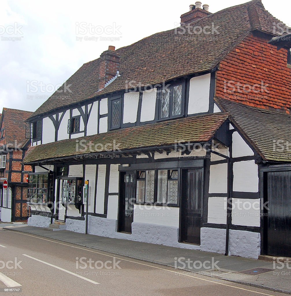 Midhurst, West sussex royalty-free stock photo