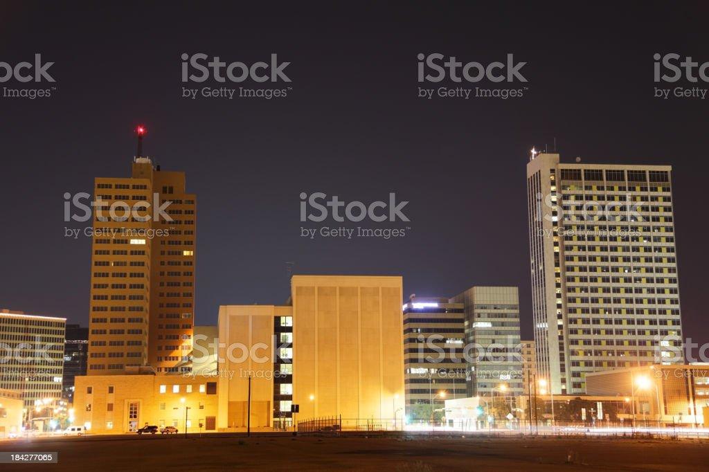 Midland, Texas royalty-free stock photo