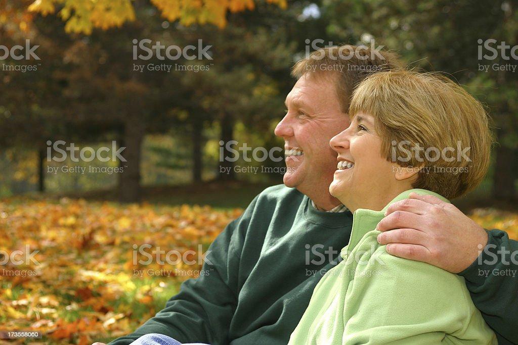 Midlife Series: Friendship royalty-free stock photo