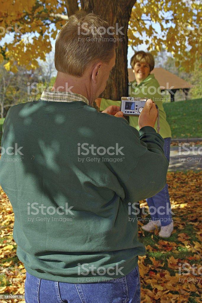 Midlife Series: Snapshots royalty-free stock photo