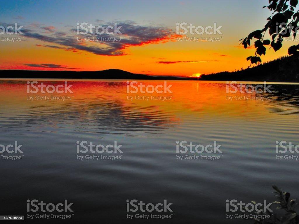 yaz ortası stok fotoğrafı
