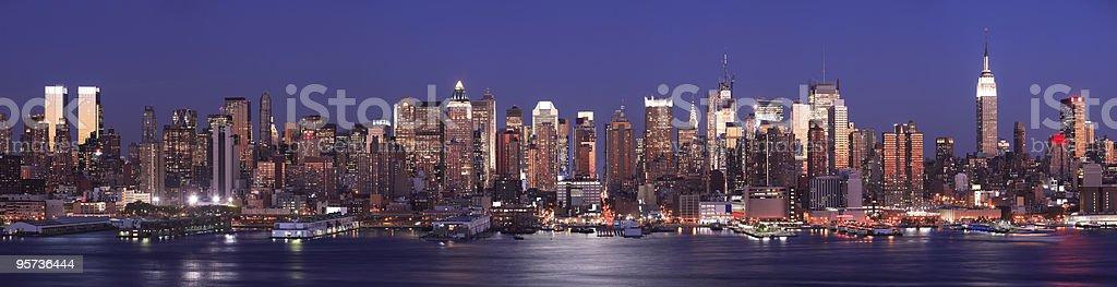 Manhattan, Nueva York - Foto de stock de Centro de Manhattan libre de derechos