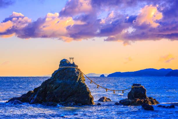 Mie Präfektur und Paar Rock – Foto