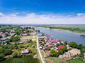istock Mila 23 Danube Delta Romania. Traditional fisherman village in Danube Delta 822755648