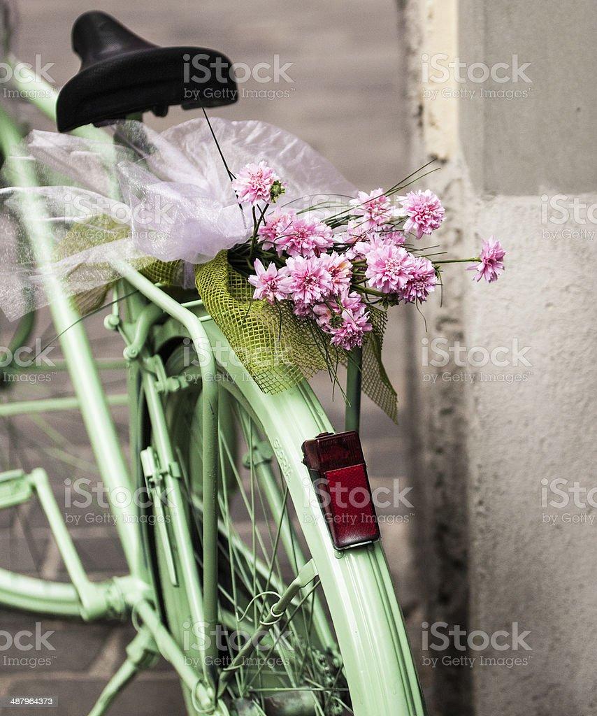 Milan, bicycle. Milano, bicicletta. stock photo