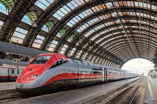 Milan Central Station - Eurostar
