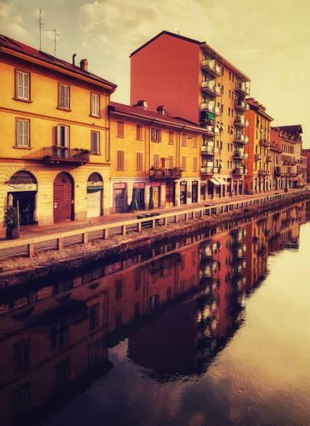 Mailand am Morgen – Foto