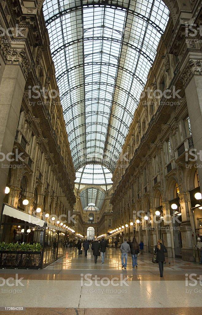 Milan royalty-free stock photo