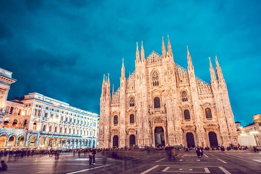 Milanese Duomo