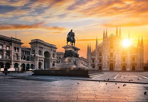 Milano spirit stock photo