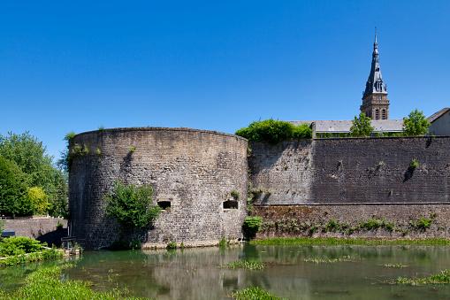 Milard Tower In Charlevillemézières Stock Photo - Download Image Now
