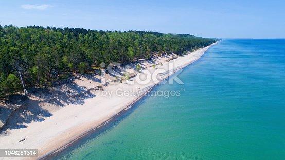 136169151istockphoto 12 Mile beach, Upper Peninsula Michigan 1046281314