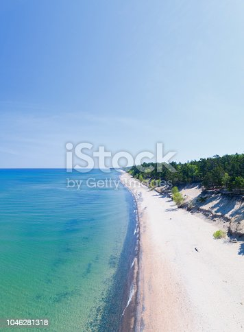 12 Mile beach, Upper Peninsula Michigan