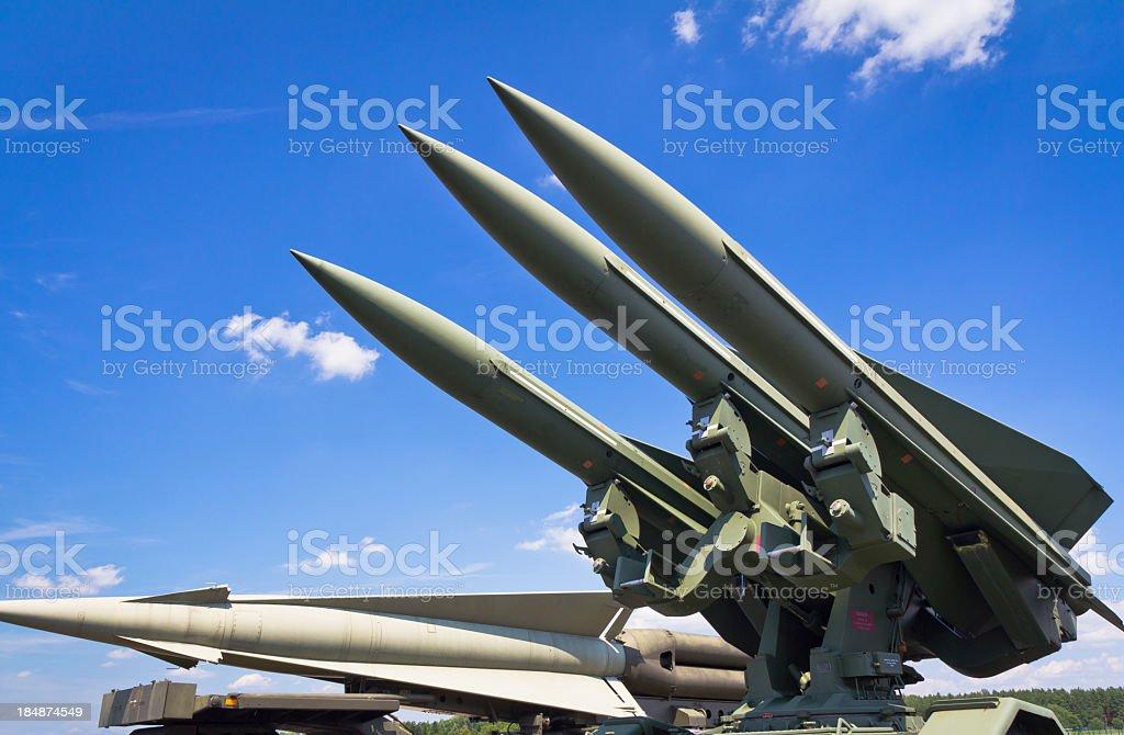 Armée de l'Air de Missiles - Photo