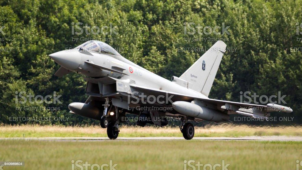 Military aviation stock photo
