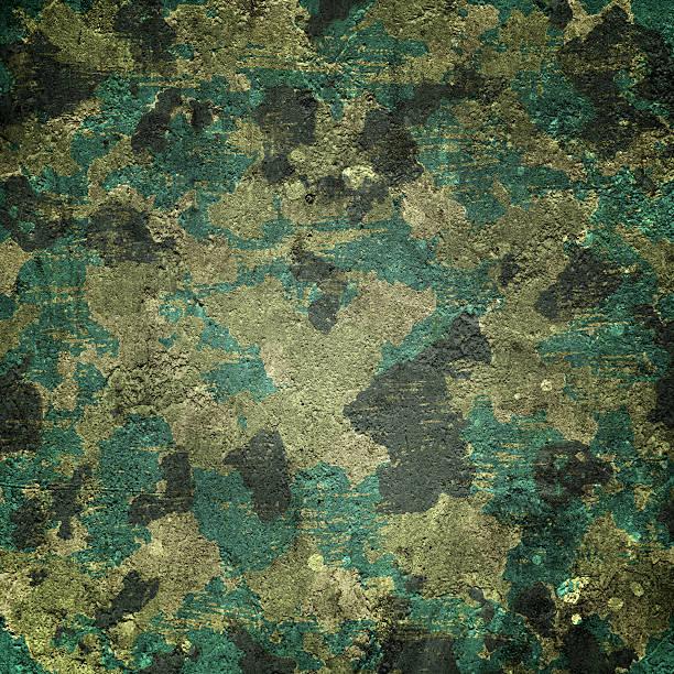 militär-camouflage-muster - flecktarn stock-fotos und bilder